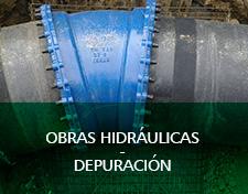 obras hidraulicas y depuracion