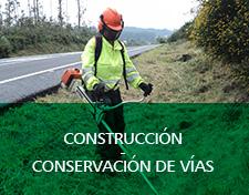 construccion y conservacion de vias